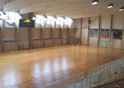 Gymnase Champ-Fleuri 1