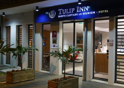 Tulip Inn Sainte Clotilde 1